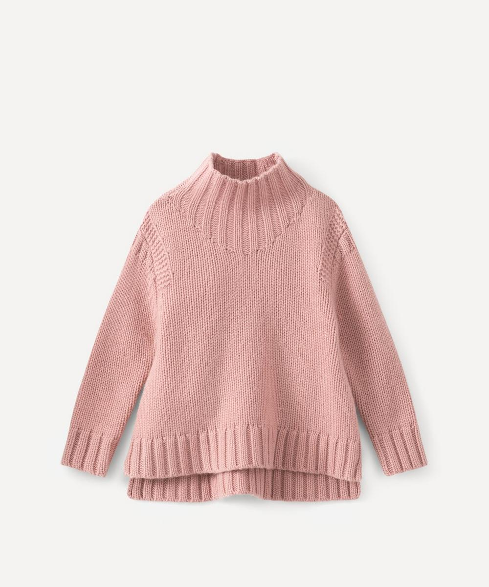 Bonpoint - Cashmere Turtleneck Sweater 6-8 Years