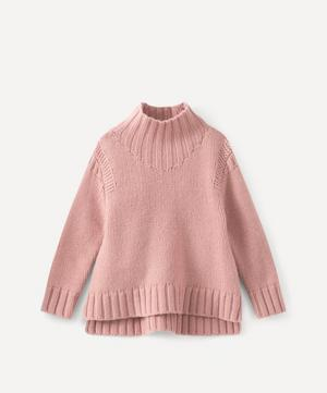Cashmere Turtleneck Sweater 6-8 Years