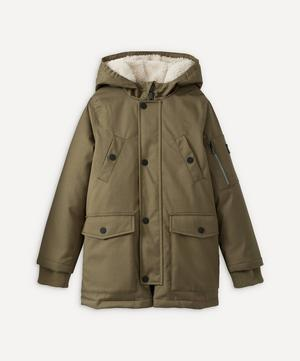 Michigan Coat 6-8 Years