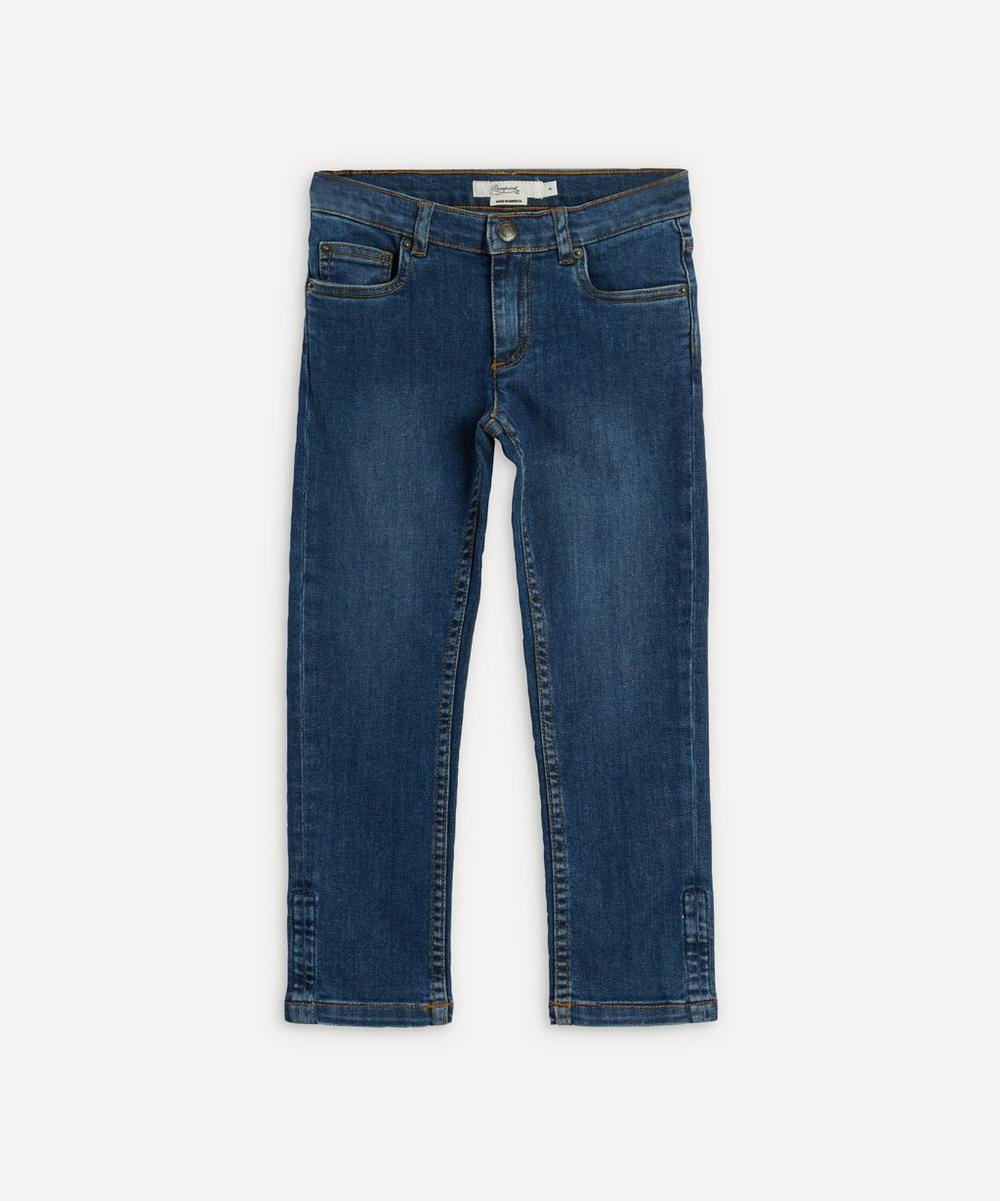 Bonpoint - Dylan Indigo Jeans 4 Years