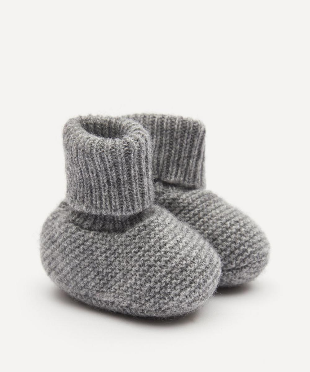 mp Denmark - Cassidy Wool-Blend Baby Shoes