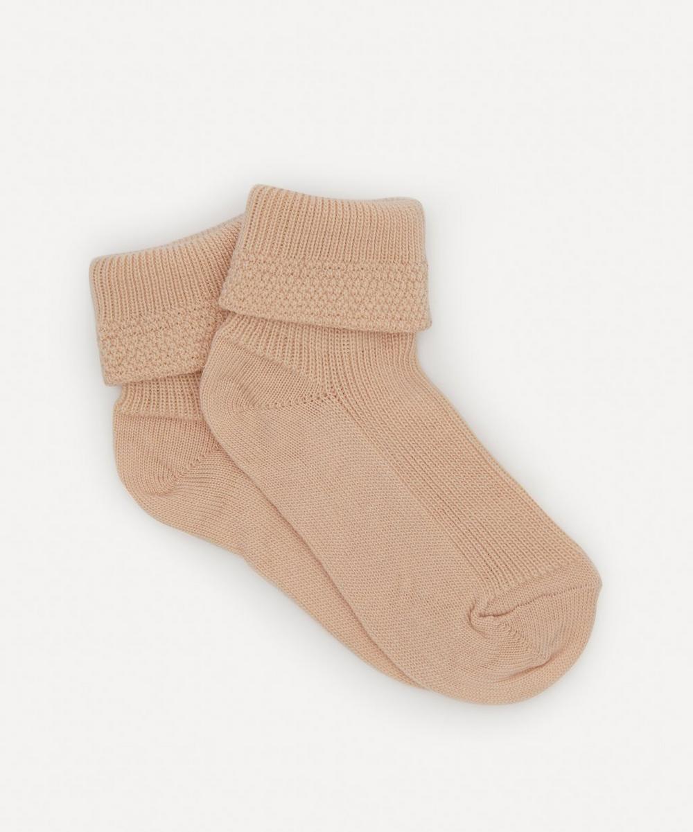 mp Denmark - Taylor Merino Wool-Blend Socks 0 Months-2 Years