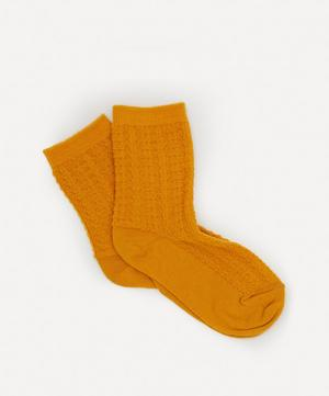 Anna Wool-Blend Socks 2-8 Years