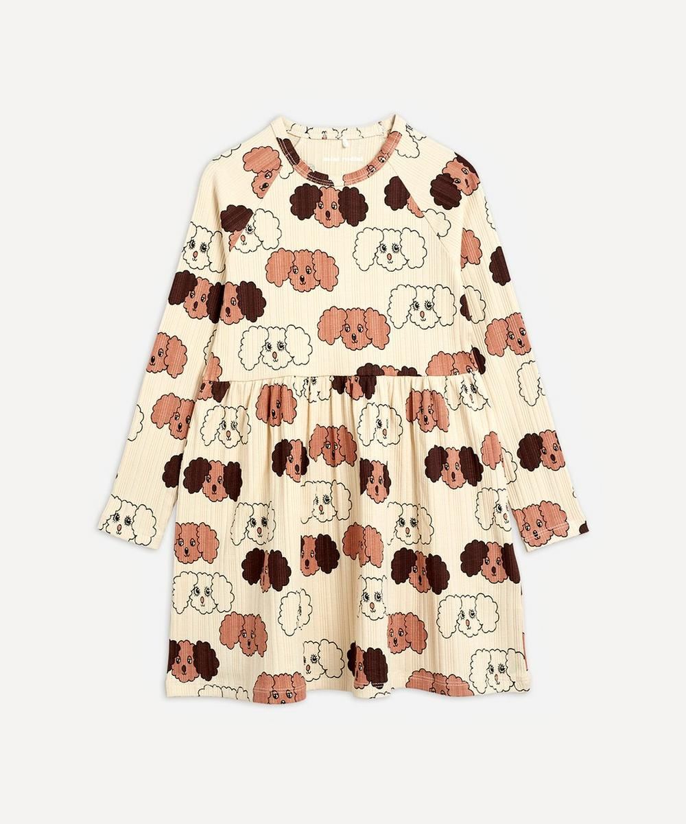 Mini Rodini - Fluffy Dog Dress 3-18 Months