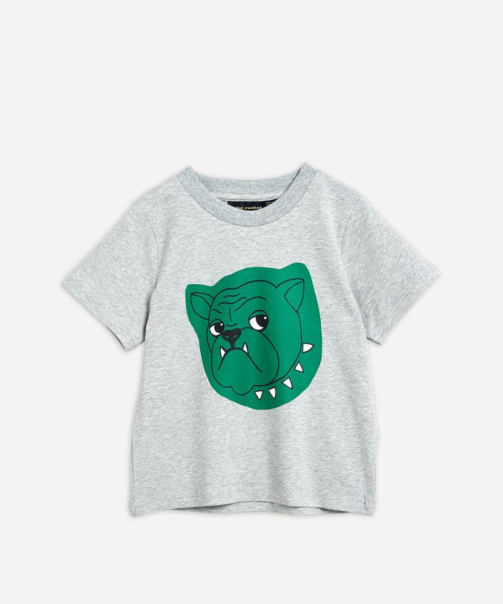 Mini Rodini - Bulldog T-Shirt 3-18 Months