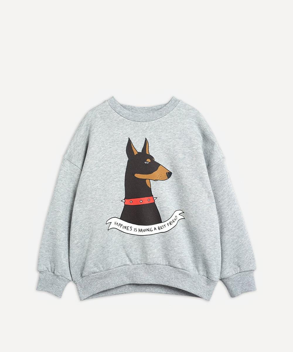 Mini Rodini - Dobermann Sweatshirt 2-8 Years
