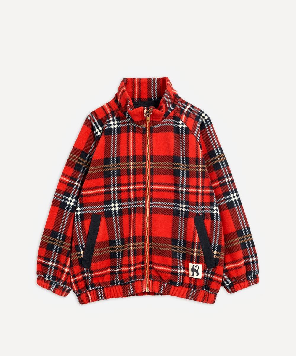 Mini Rodini - Fleece Check Jacket 2-8 Years
