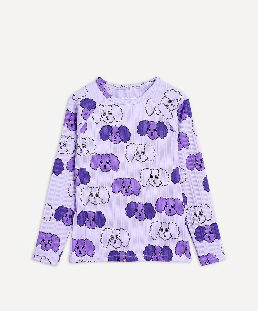Mini Rodini - Fluffy Dog Long-Sleeved Top 2-8 Years