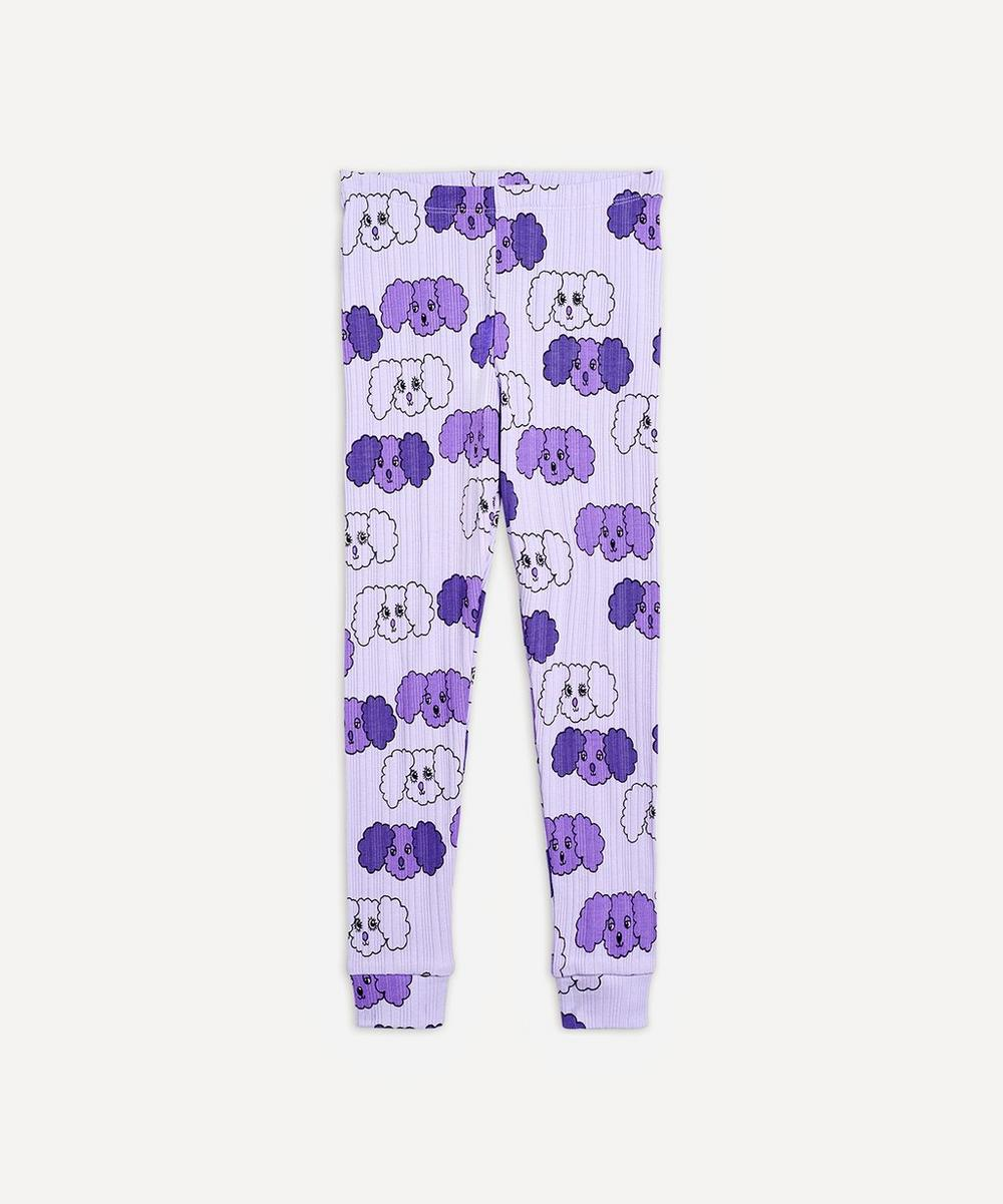 Mini Rodini - Fluffy Dog Leggings 2-8 Years
