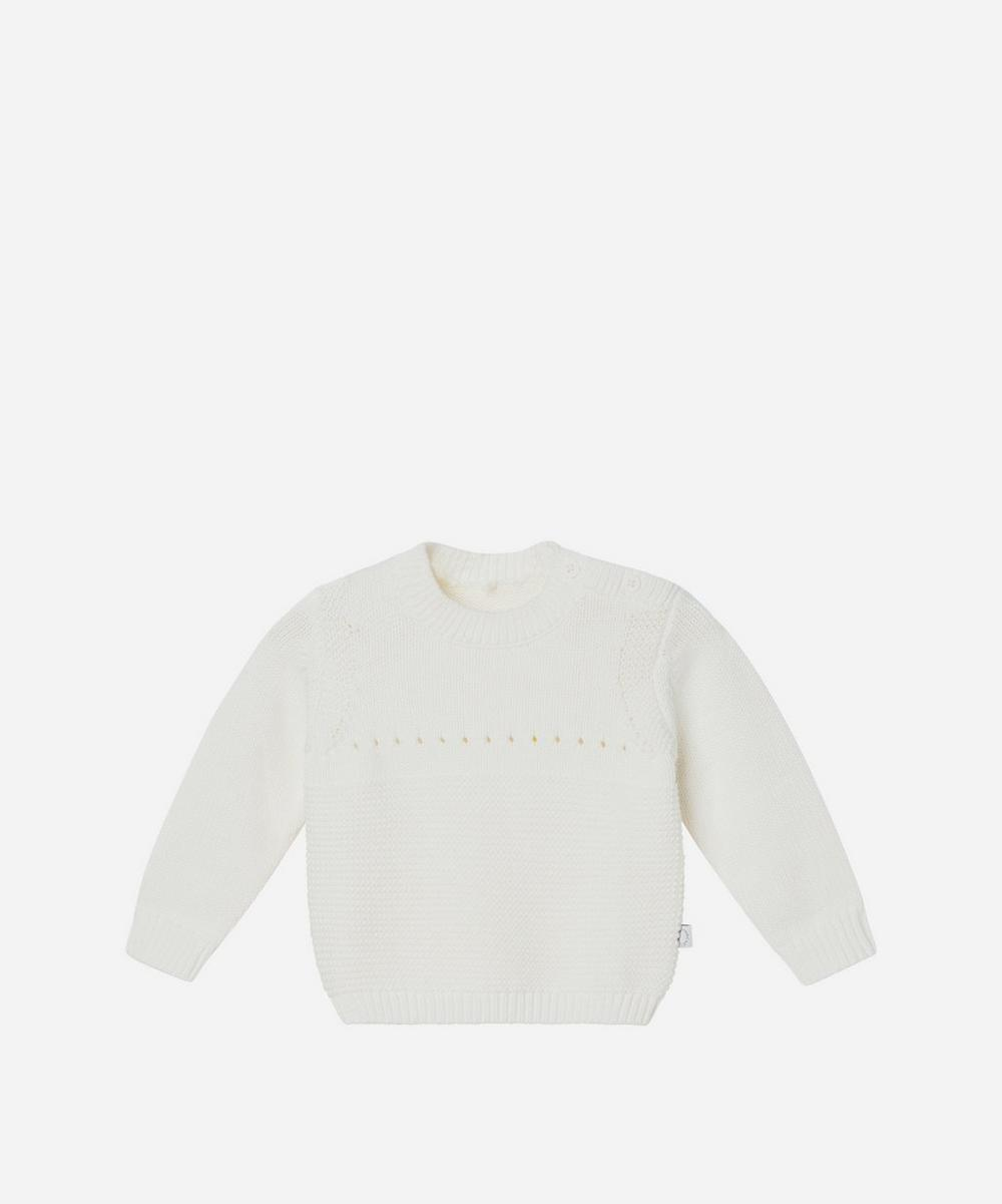 Stella McCartney Kids - Bunny Knit Jumper 3 Months-3 Years
