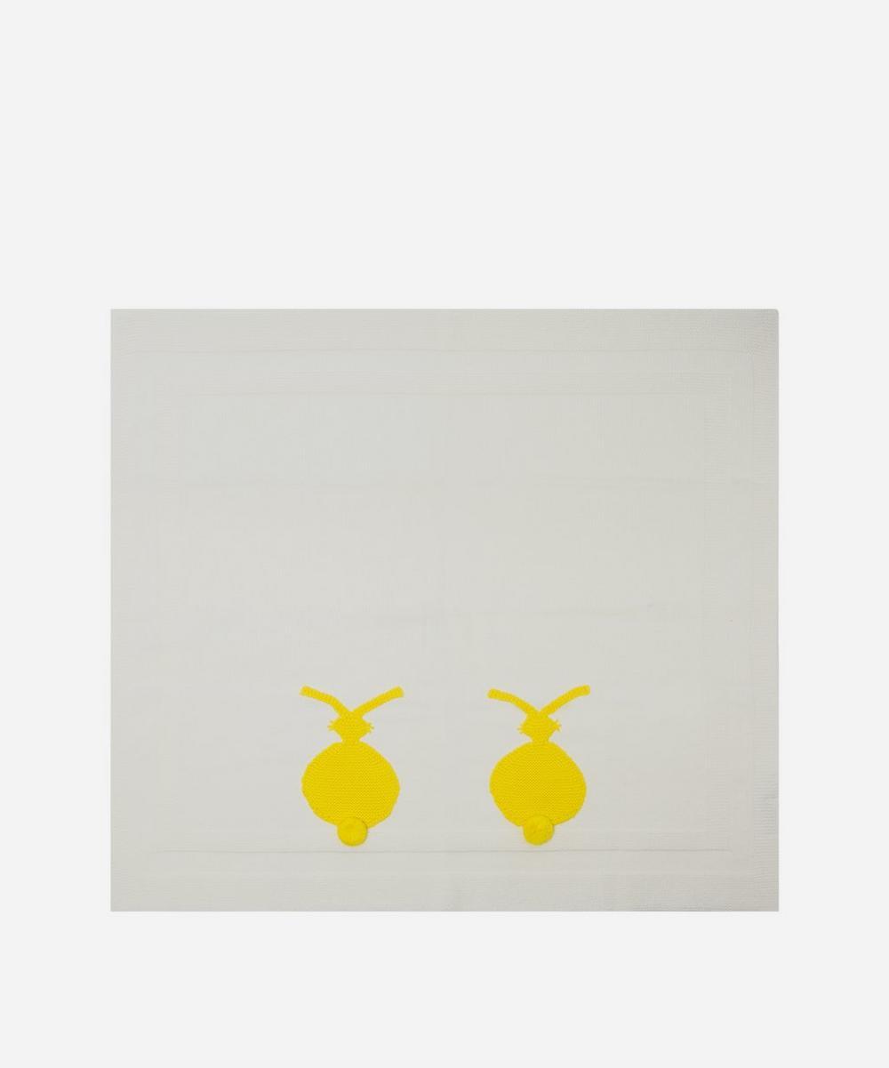 Stella McCartney Kids - Bunny Knit Blanket