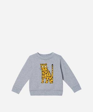Cheetah Sweatshirt 3 Months-3 Years