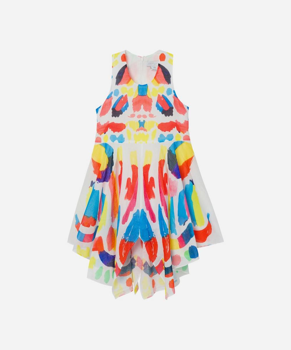 Stella McCartney Kids - Butterfly Cotton Dress 2-8 Years