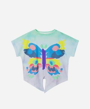 Butterfly Short Sleeve T-Shirt 2-8 Years