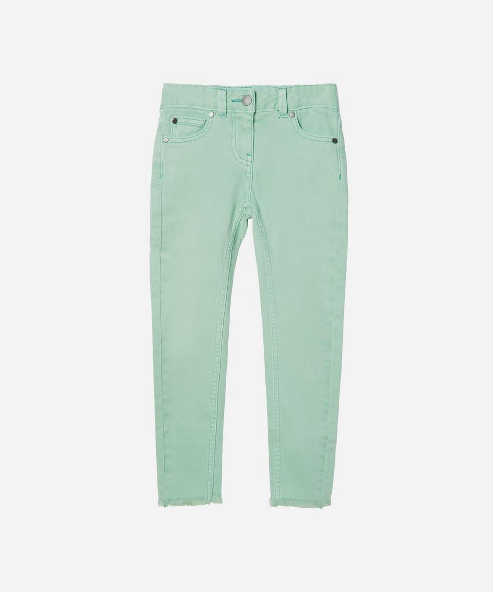 Stella McCartney Kids - Green Skinny Jeans 2-8 Years