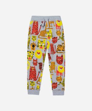 Wild Cats Joggers 2-8 Years
