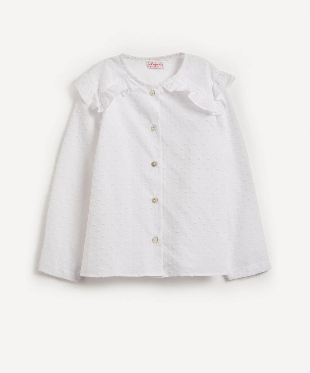La Coqueta - Charlotte Shirt 2-8 Years