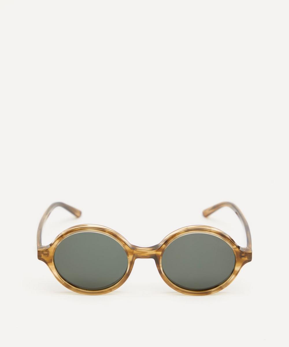 Han Kjobenhavn - Doc Round Acetate Sunglasses