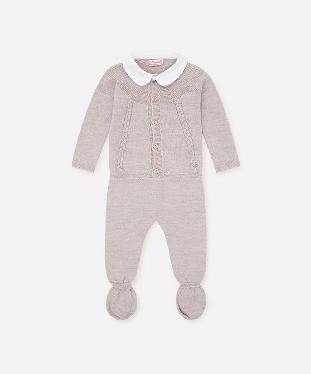 La Coqueta - Florentina Knitted Set 0-24 Months