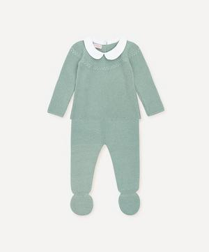 Rosauro Knitted Set 0-24 Months