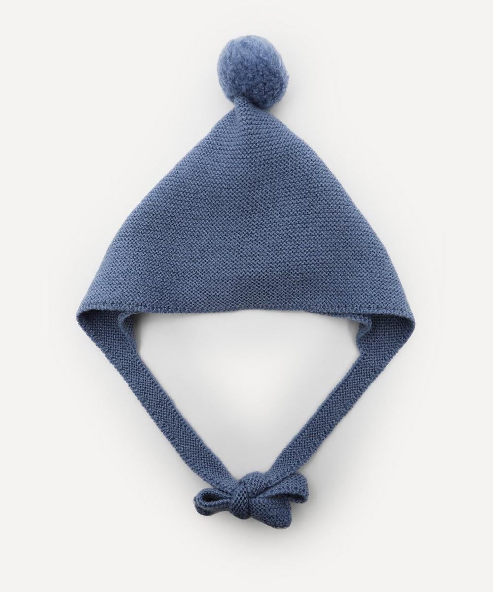La Coqueta - Elfo Merino Wool Baby Bonnet 3-18 Months