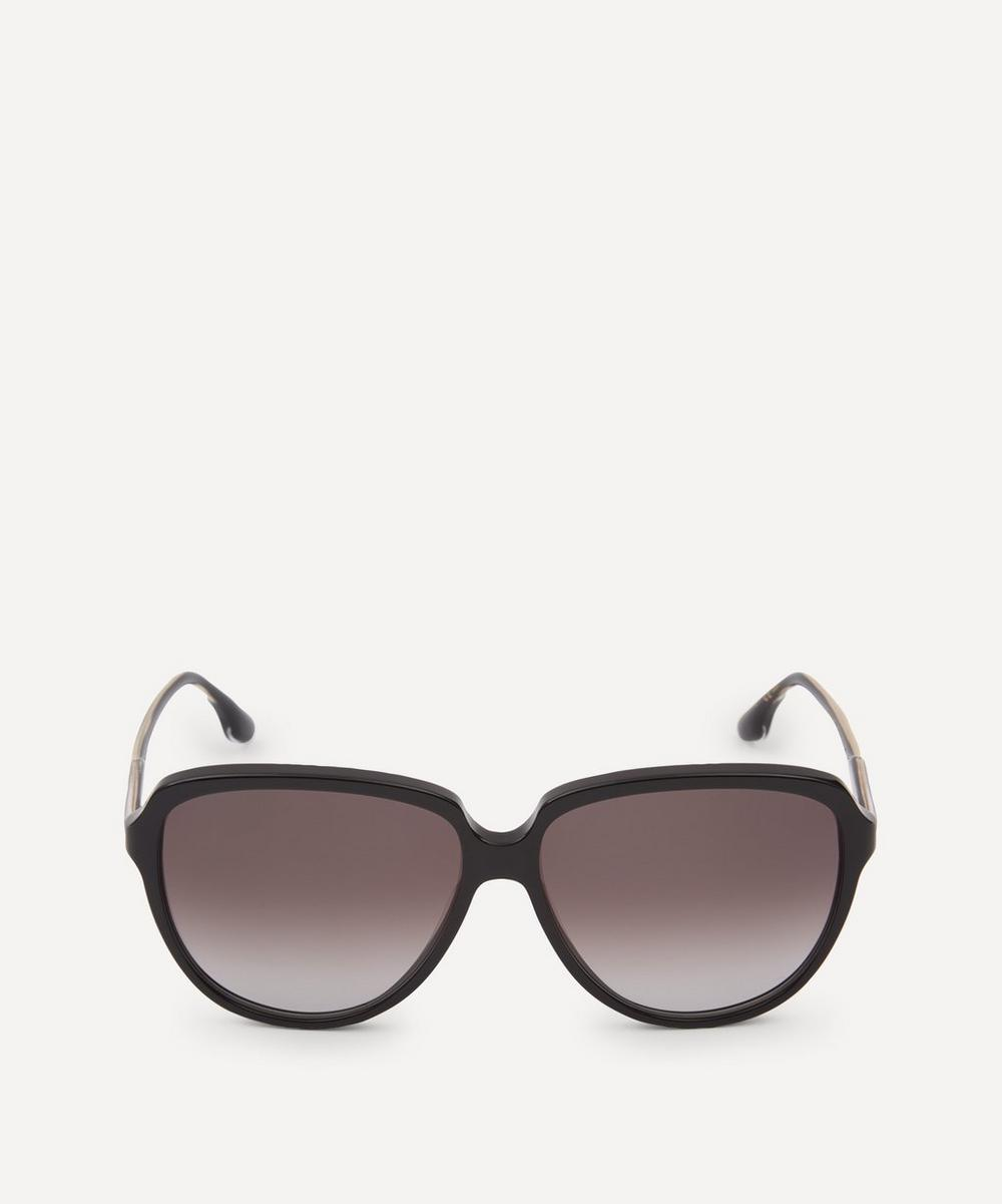 Victoria Beckham - Oversized Rounded Sunglasses