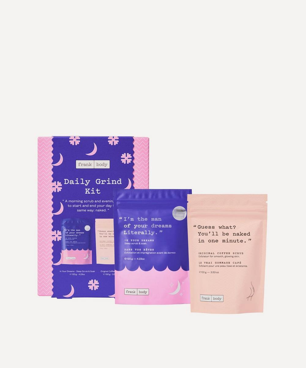Frank Body - Daily Grind Body Scrub Kit