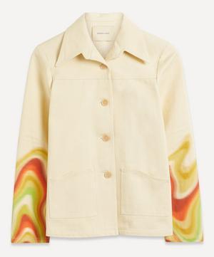 Clark Ondas Locas Print Jacket