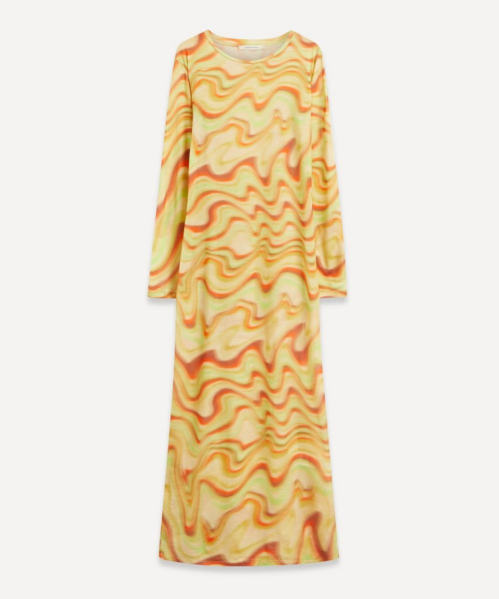 Paloma Wool - Problema Locas Print Fitted Dress