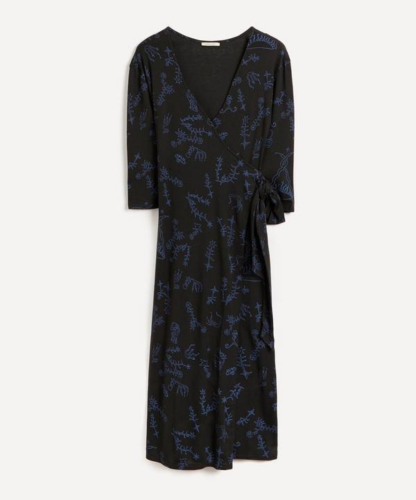 Paloma Wool - Kenjai Germinados Wrap-Dress