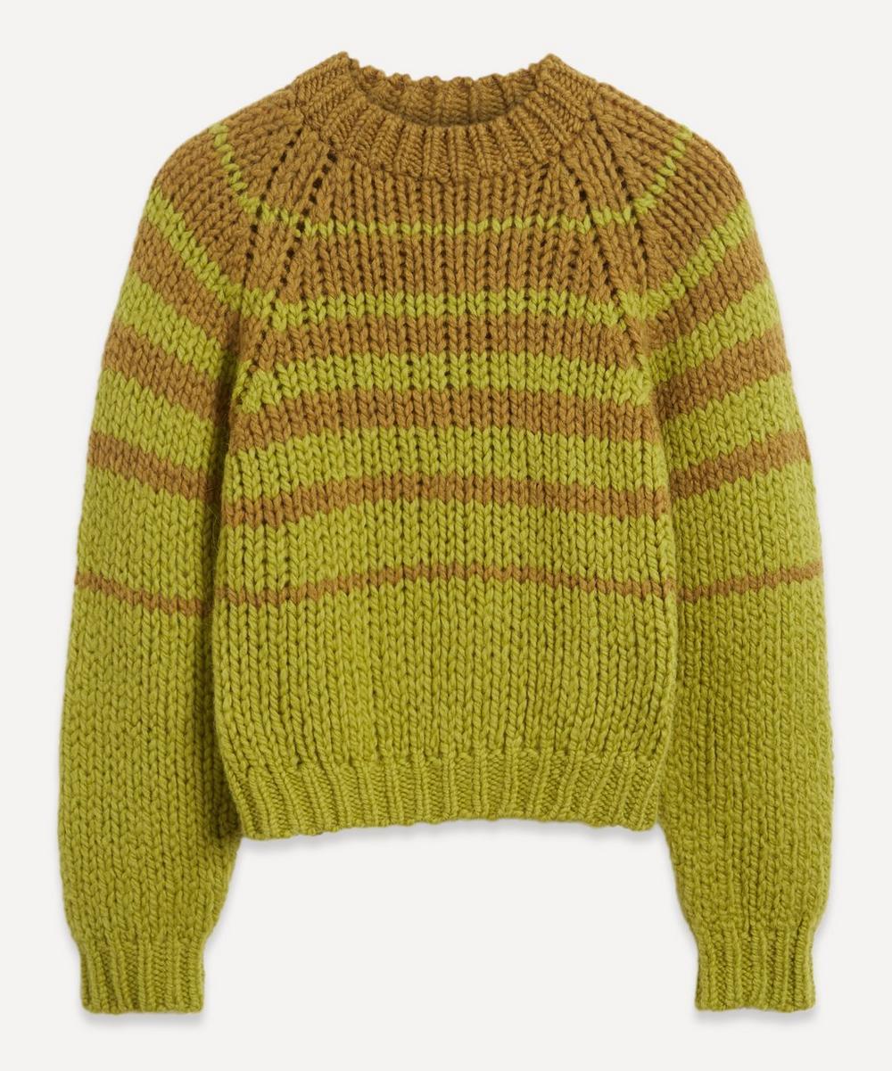 Paloma Wool - Trance Stripe Wool-Blend Sweater