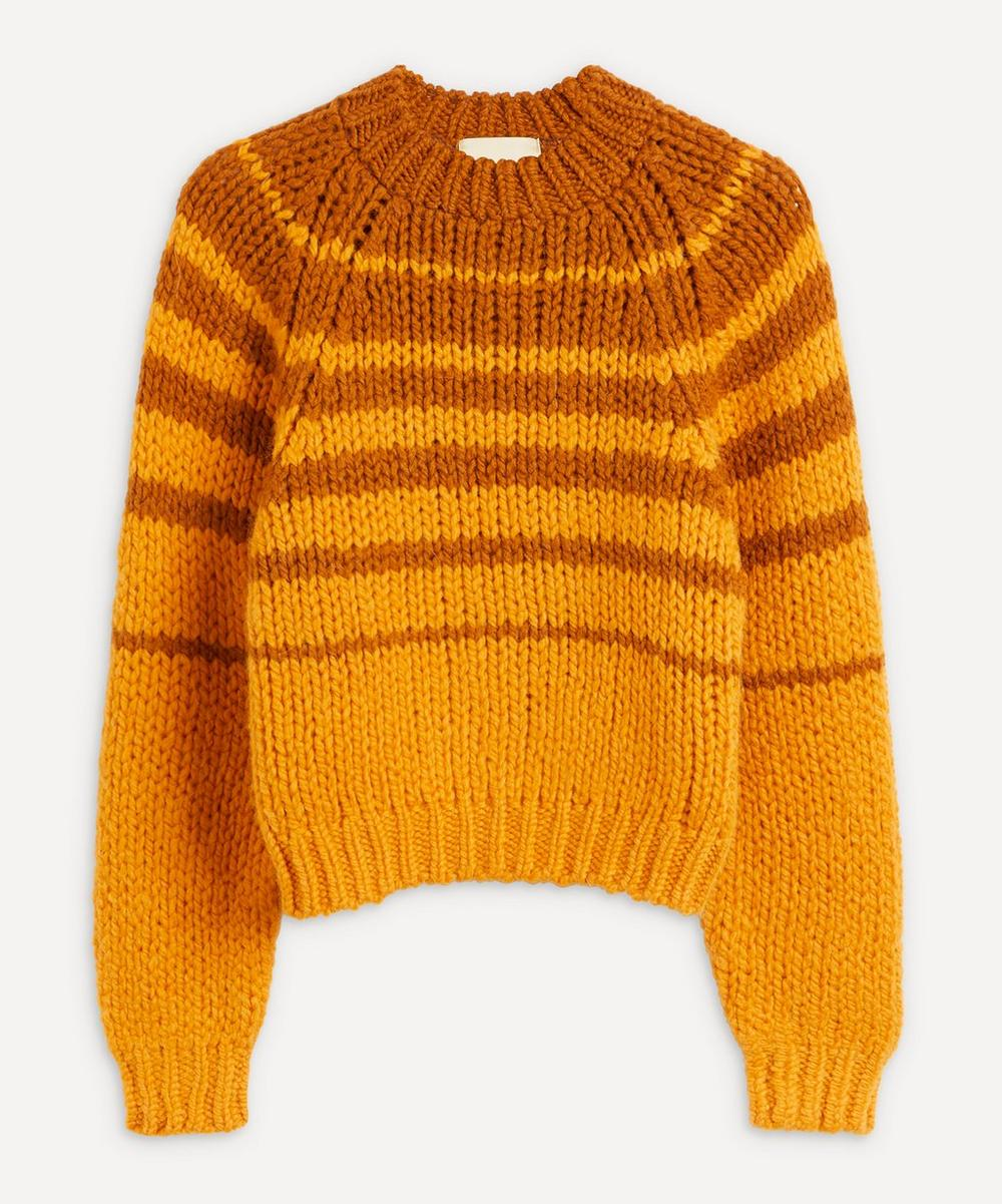 Paloma Wool - Trance Stripe Wool-Blend Sweater