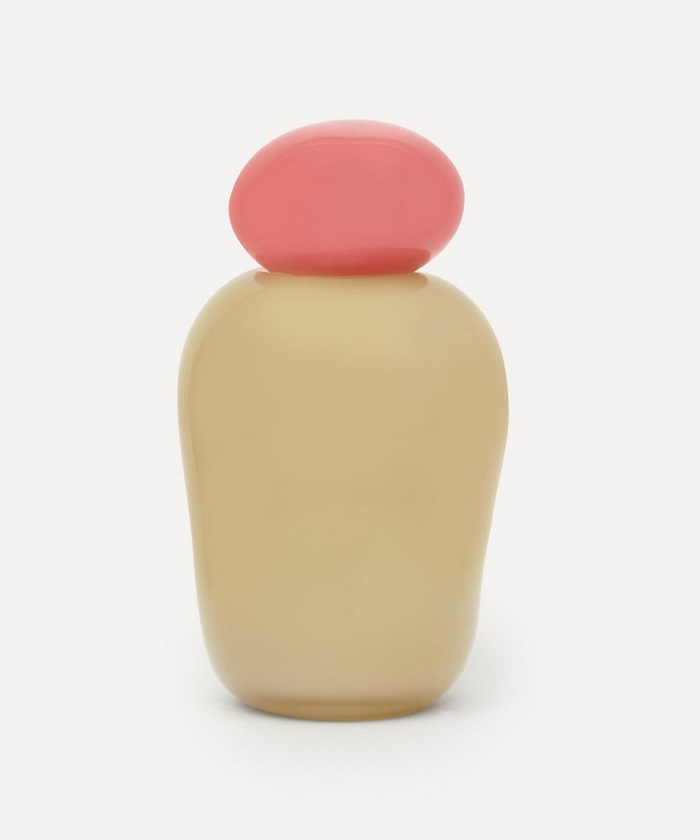 Helle Mardahl - Pink/Champagne Bon Bon Medi Vase