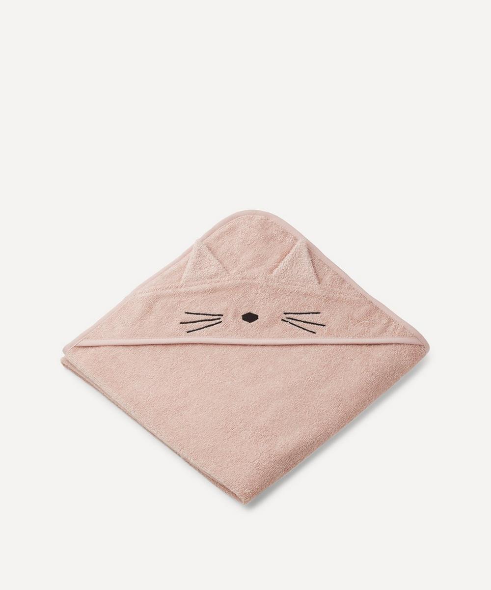 Liewood - Augusta Cat Hooded Towel