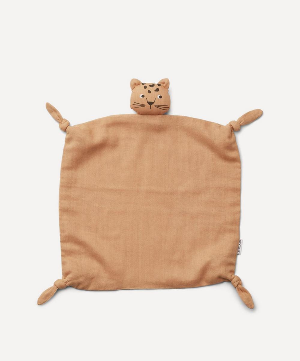 Liewood - Agnete Leopard Cuddle Cloth