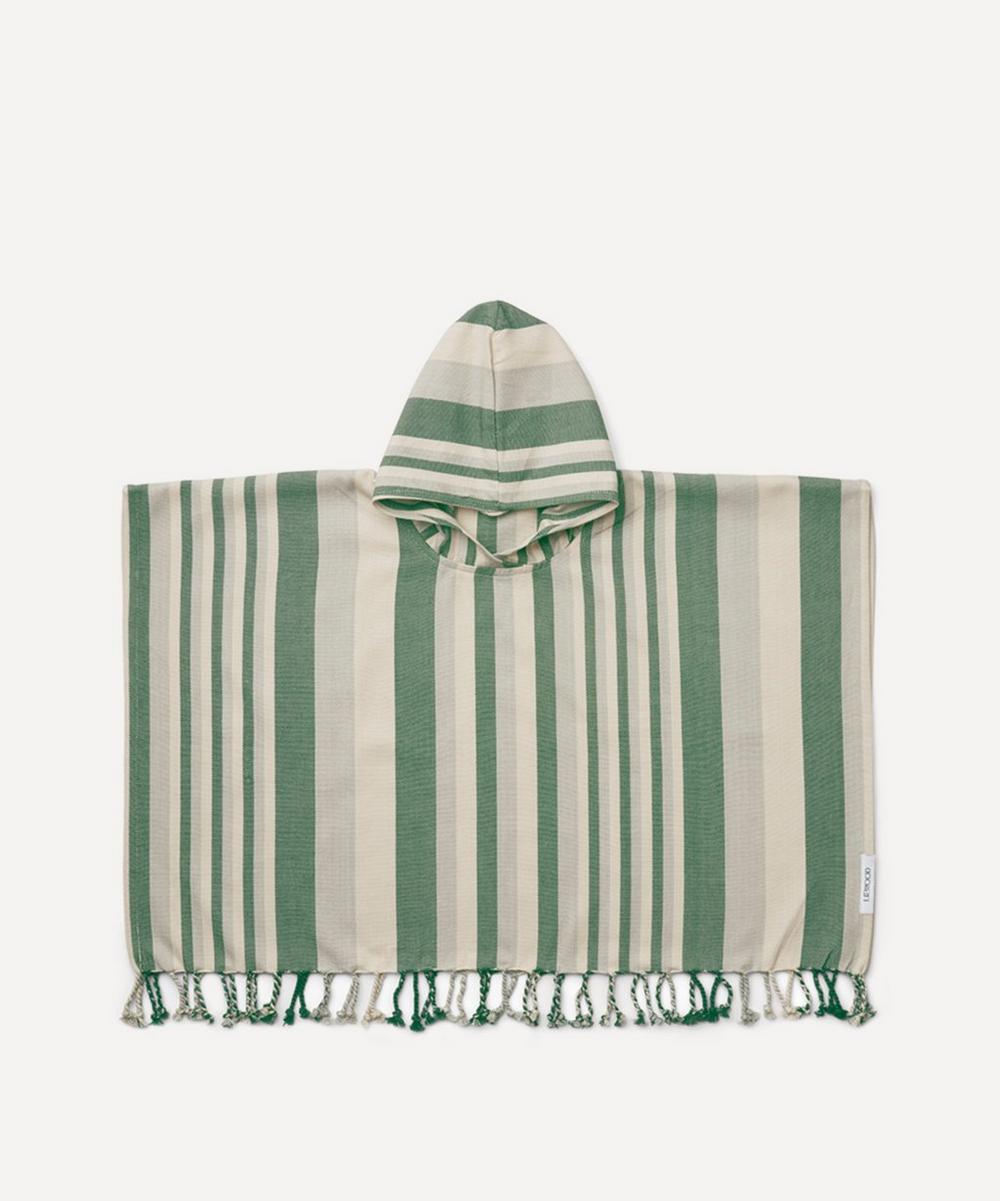 Liewood - Roomie Stripe Poncho 1-8 Years