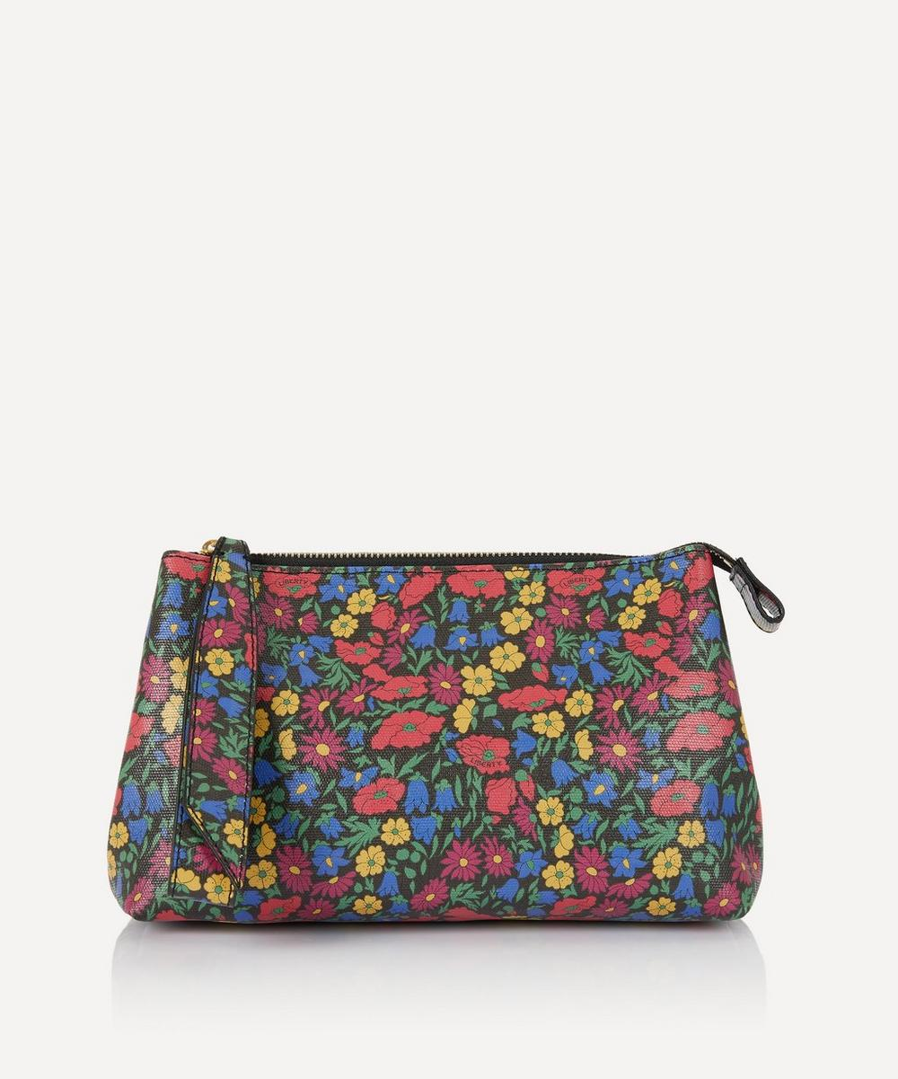 Liberty - Little Ditsy Poppy and Daisy Clutch Bag