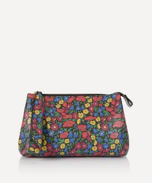 Little Ditsy Poppy and Daisy Clutch Bag