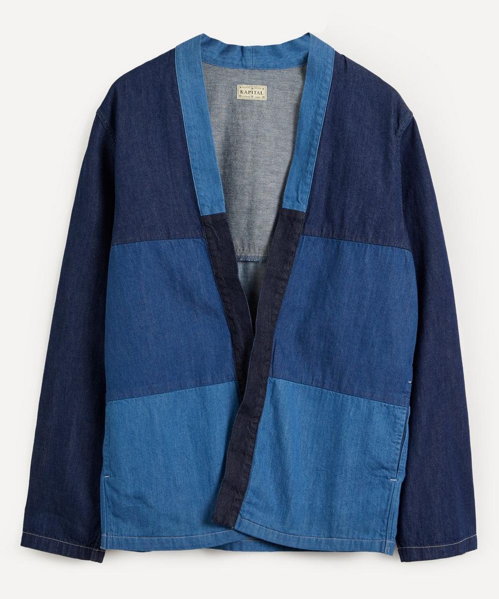 Kapital - Kakashi Four-Tone Kimono Jacket