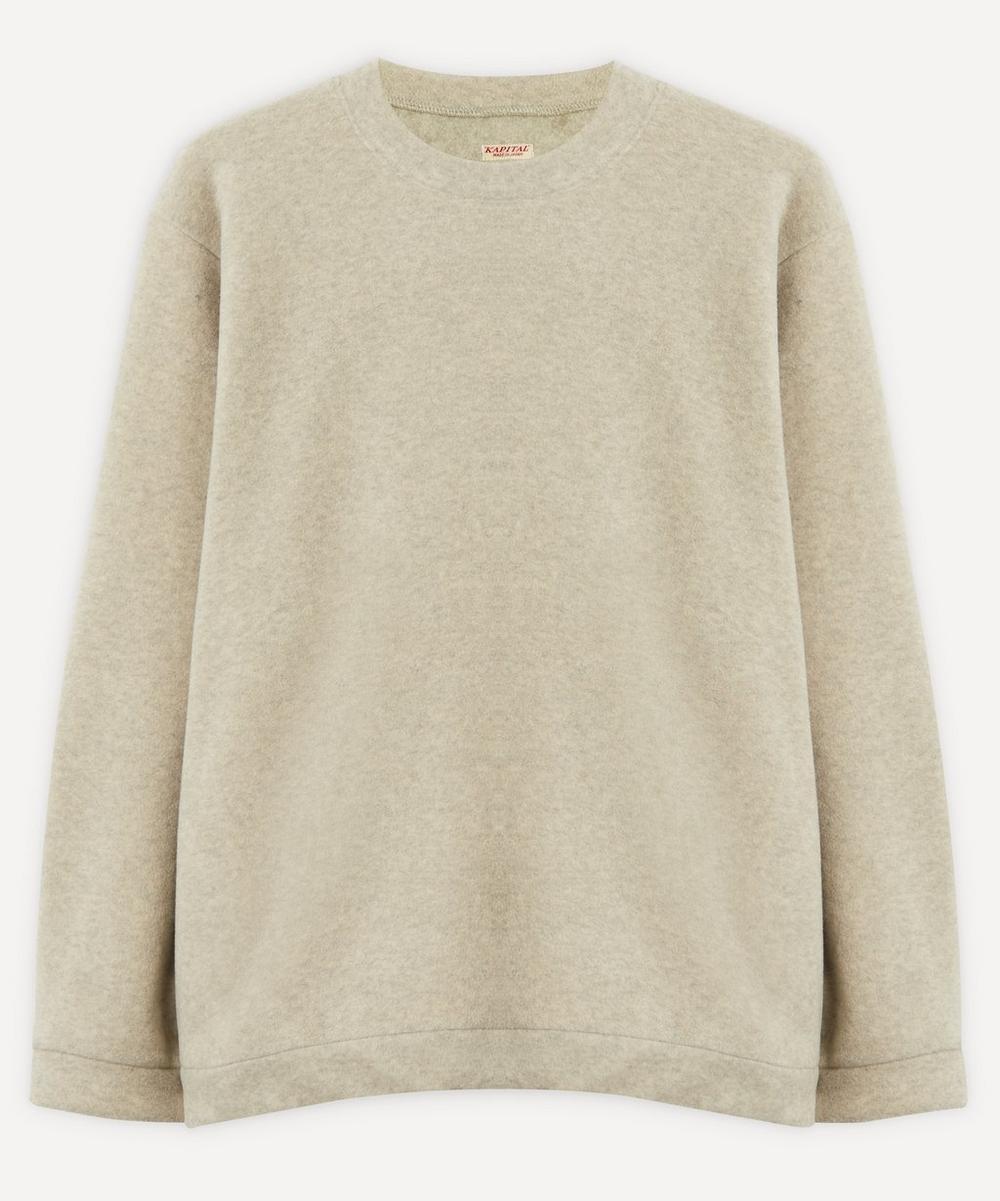 Kapital - Reverse Big Sweatshirt