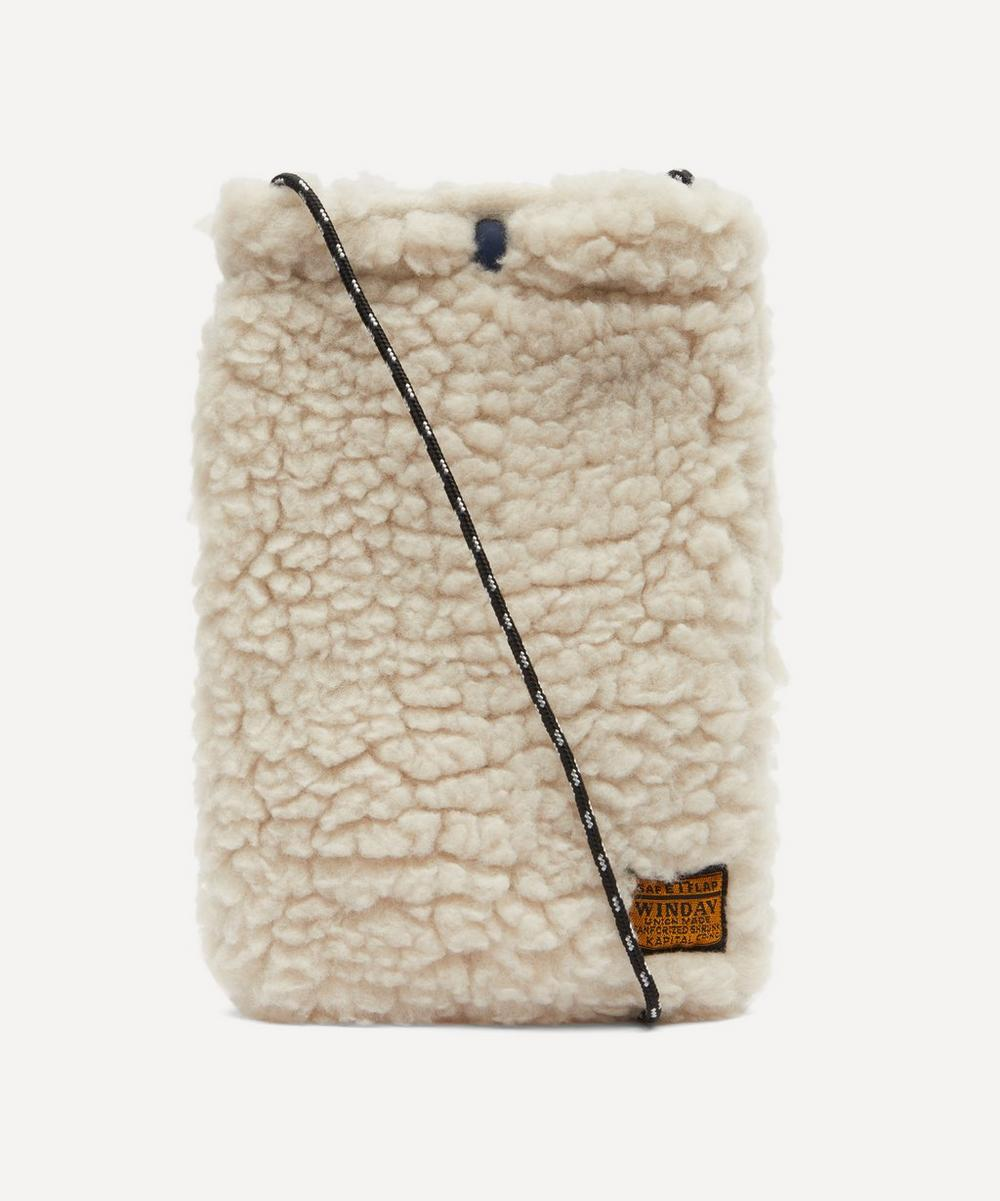 Kapital - Boa Fleece Cross Body Bag