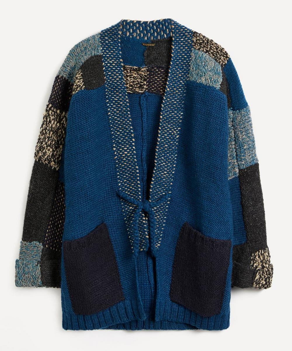 Kapital - Kakashi Hand-Knit Cardigan