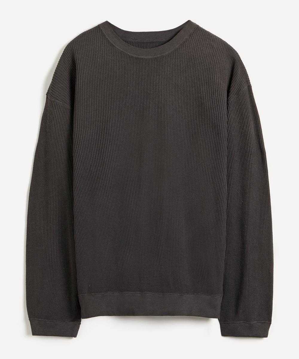 Kapital - Waffle Big Cotton Sweater