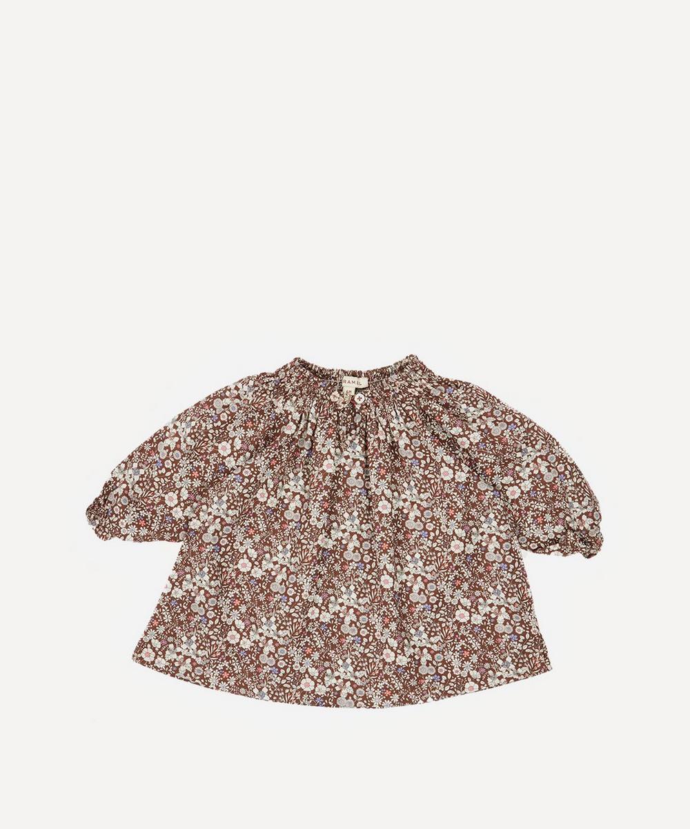Caramel - Arowana Dress 3-24 Months
