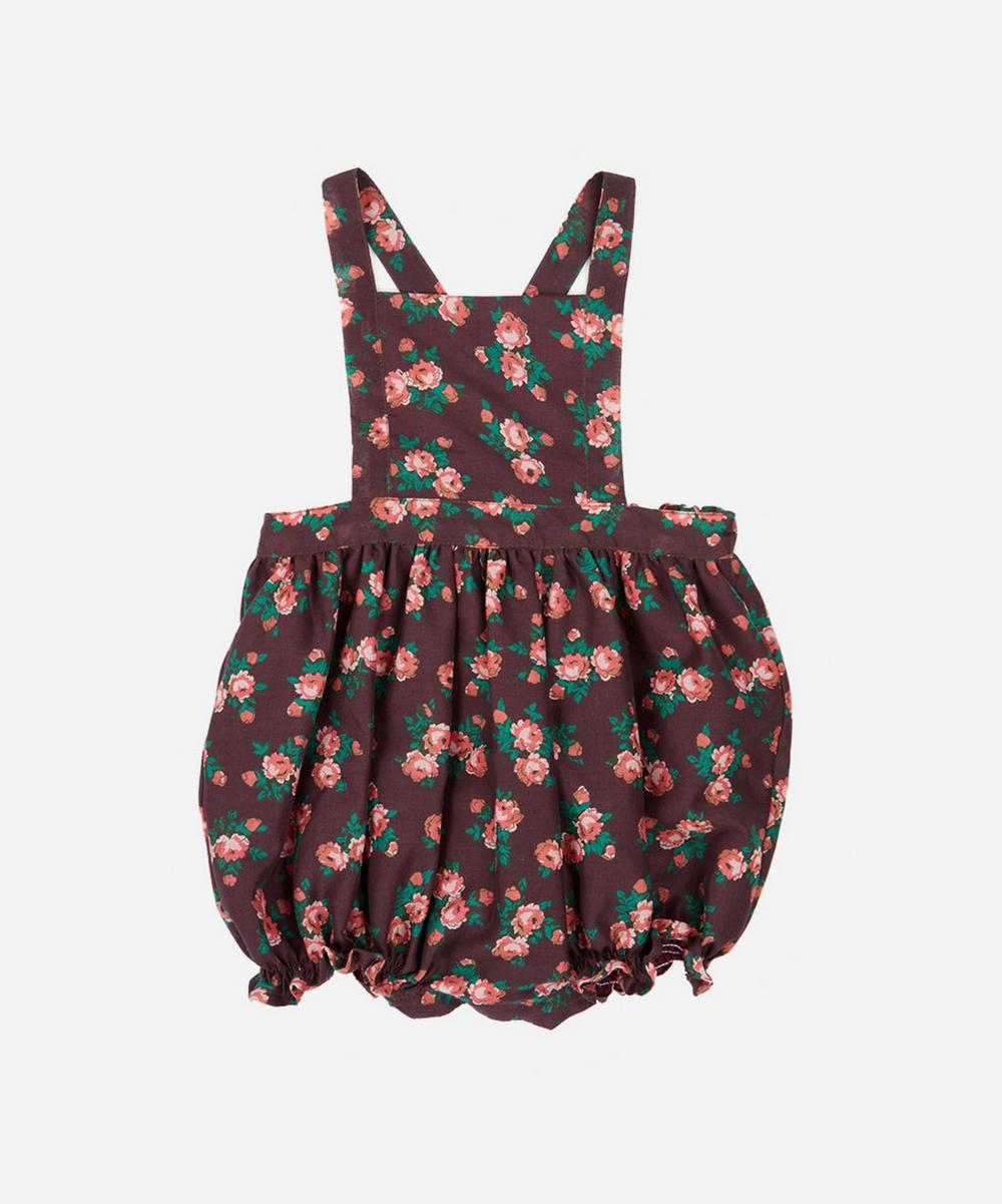 Caramel - Clam Baby Romper 3-24 Months