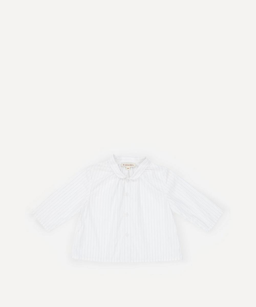 Caramel - Conch Baby Shirt 3-24 Months
