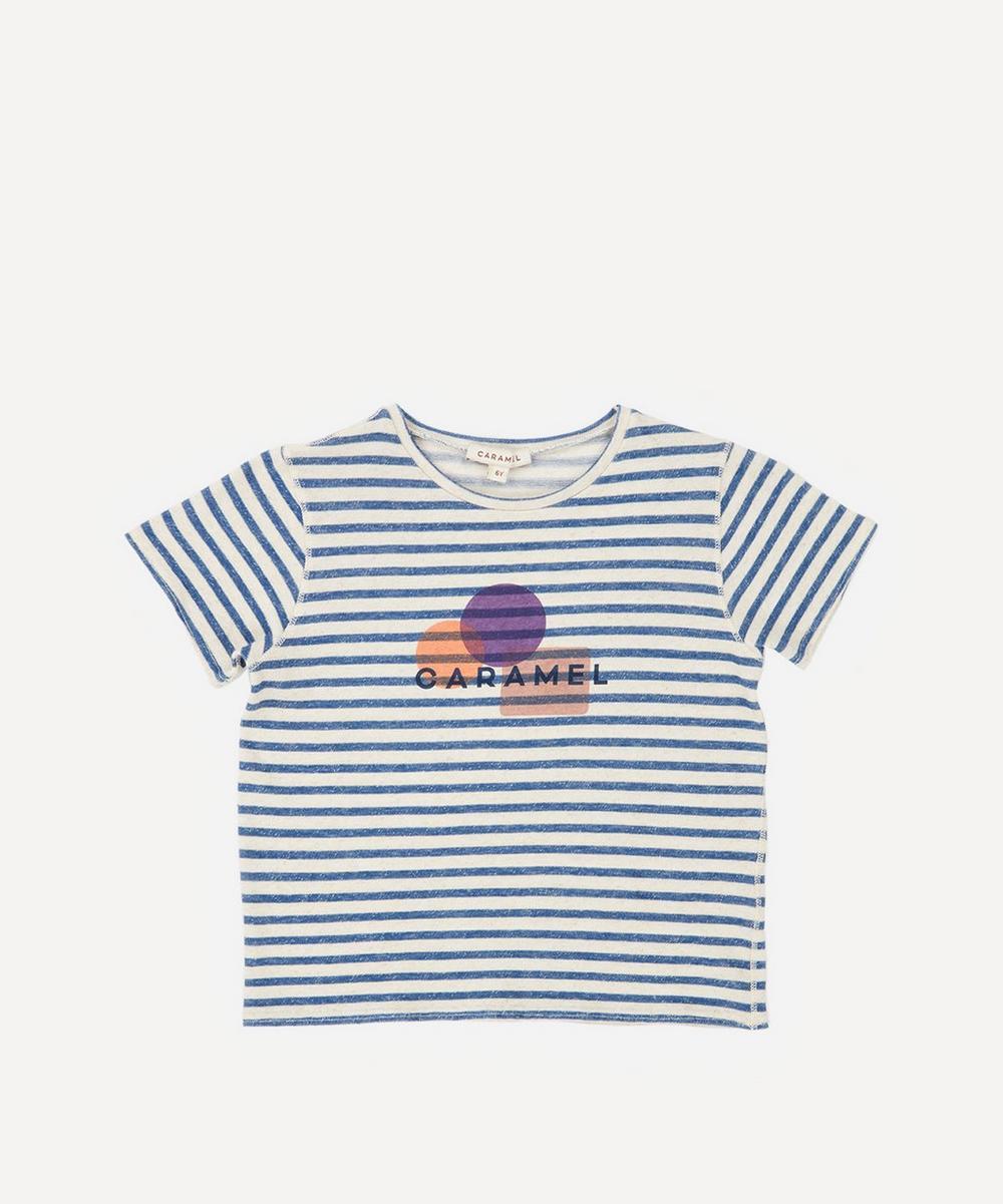 Caramel - Otter T-Shirt 3-6 Years