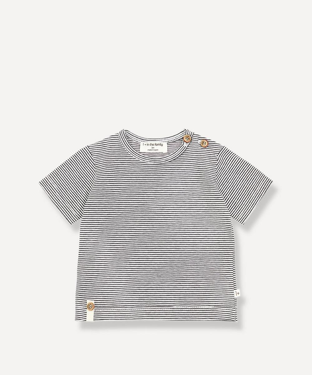 1+ In The Family - Blai T-Shirt 3-24 Months