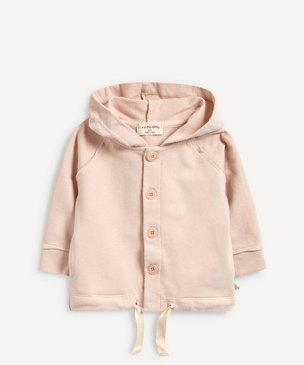 1+ In The Family - Otto Hooded Jacket 3-24 Months