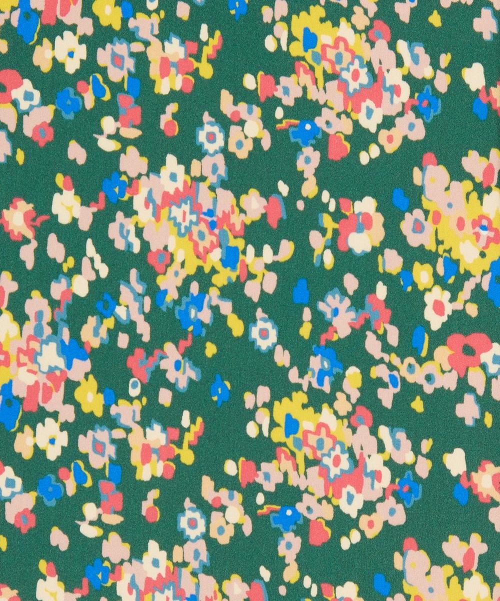 Liberty Fabrics - Paisley Flowers Silk Satin